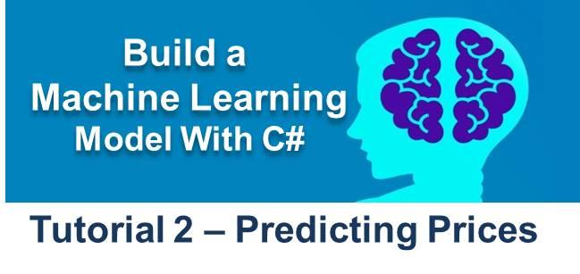 ML.Net Tutorial 2 – Predicting Prices Using Regression Analysis