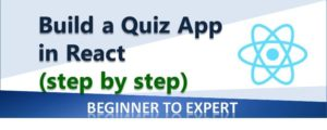 How to Create a Quiz App in React2